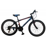 122521 - VELOSIPED 24 RAPID BOOSTER BLACK