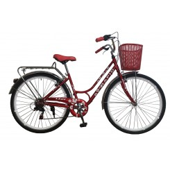 122531 - VELOSIPED RAPID LADY RED